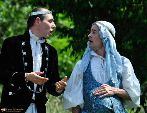 BF18 Festival Players - The Winter's Tale at Meerhay